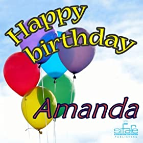 Amazon.com: Happy Birthday (Amanda): Francesco Digilio Michael Supnick