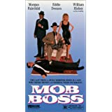 Mob Boss [VHS] ~ William Hickey
