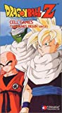echange, troc Dragon Ball Z: Cell Games - Games Begin (Unct) [VHS] [Import USA]