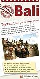 echange, troc Anne Gouyon - Guide Tao m'a dit Bali