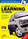 Driving Standards Agency The Official Guide to Learning to Drive (Driving Skills)