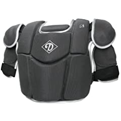 Buy Diamond Sports DCP-IX3 Lightweight Umpire's Chest Protetctor by Diamond Sports