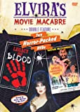 Elvira's Movie Macabre: Legacy Of Blood / The Devil's Wedding Night (Double Feature)