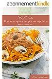 Raw Foodie: 20 recettes bio, v�g�tales et sans gluten pour plonger tout cru dans la cuisine crue !