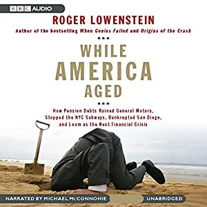 While America Aged Audiobook
