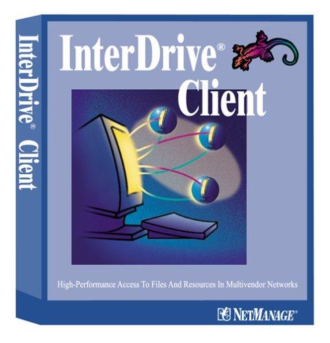 Interdrive-Client 5.0 NFS (25-user)