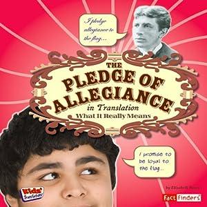 The Pledge of Allegiance in Translation Audiobook