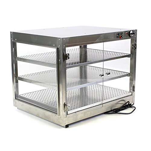Food Warmer Trays At Walmart ~ Commercial v countertop food warmer display case w
