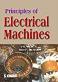 Principles of Electrical Machines (8121921910) by Mehta, V. K.