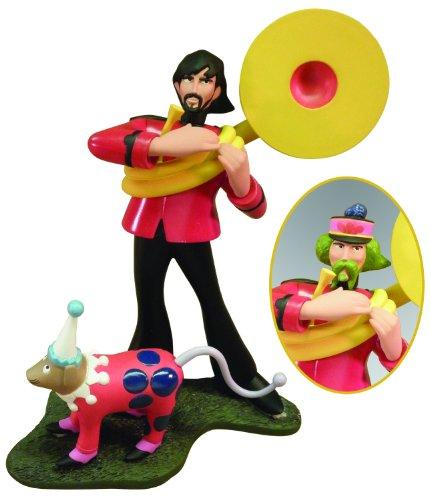 Round The Beatles Yellow Submarine George Harrison Model Kit