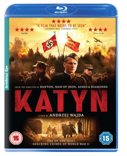 Katyn [Blu Ray] [2007] [Reino Unido] [DVD]