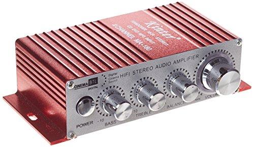 Kinter MA-180 Mini USB Car Boat Audio 2CH Stereo HIFI Amplifier Amp - Digital Cinema Sound