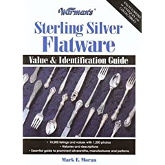 warmans sterling silver flatware-value and identification guide encyclopedia of antiques and collectibles