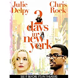 2 Days In New York (Pre-Theatrical Rental)