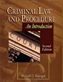 CRIMINAL LAW & PROCEDURE:AN INTRODUCTION 2E