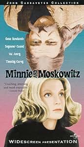 Minnie & Moskowitz [VHS]