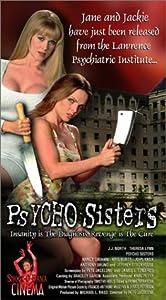 Amazon Com Psycho Sisters Vhs Michael Enoches Giovanni Andrisani Anthony Roman Jose