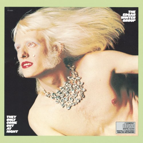 Edgar Winter Group - The Only Come Out at Night - Zortam Music