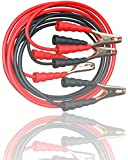 Jump Start It - Jumper Cables with a Case - The Quick and Effective *12 Foot Long* [ Cable Jumpers ] for Cars