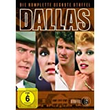 Dallas - Die komplette sechste Staffel 8 DVDs