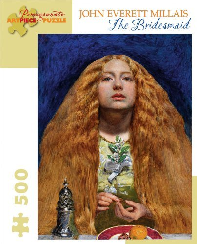 John Everett Millais 500 Piece Puzzle The Bridesmaid