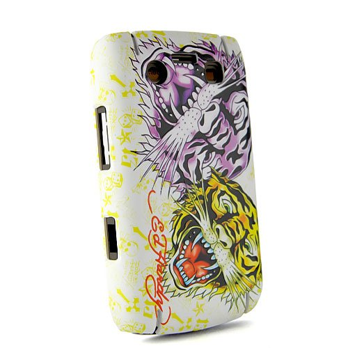 New to Textured Tiger Head Ed Hardy Tattoo Hard Case Cover For BlackBerry Bold 9700 9020 Onyx – White Just Check the Price and Make Deal On Amazon UK Now!