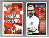 TOP TRUMPS England Football Legends Wolverhampton Wanderers BILLY WRIGHT card
