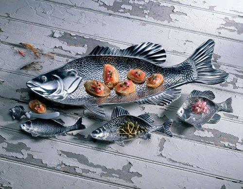 Salmon Serving Platter
