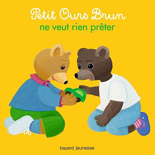 Petit ours brun est malade daniele bour marie aubinais for Petit ours brun a la piscine