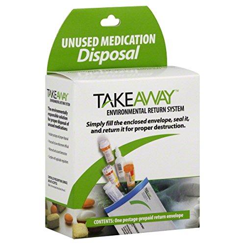 TakeAway Environmental Return System 11