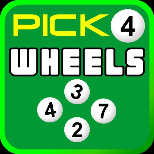 Amazon.com: Lottery Wheels Pick 4 Daily Number Wheel Generator