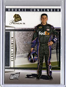 Buy 2006 Press Pass Premium Sp #31 Denny Hamlin Rc. by Press Pass