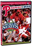Cover art for  2008 Philadelphia Phillies: The Official World Series Film