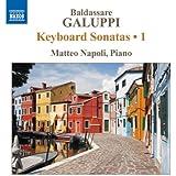 Galuppi: Piano Sonatas 1