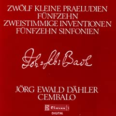 Fifteen Two-Part Inventions BWV 772-786: E -flat Major