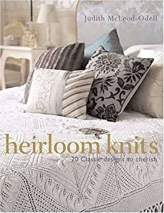 "Cover of ""Heirloom Knits: 20 Classic Desi..."