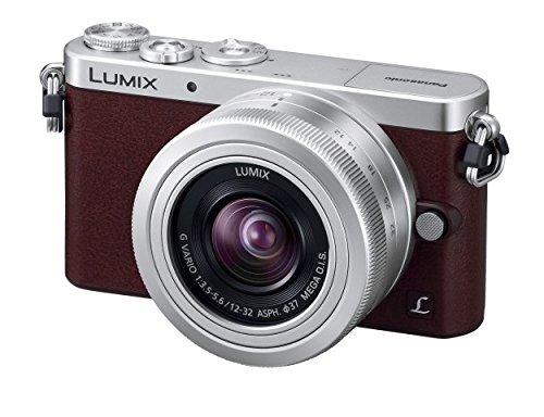 Panasonic ミラーレス一眼カメラ GM1S レンズキット ブラウン DMC-GM1SK-T