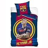 FC Barcelona Neymar Target Single Duvet Cover Set