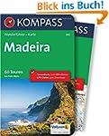 Madeira: Wanderführer mit Extra-Toure...
