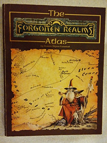 The Forgotten Realms Atlas