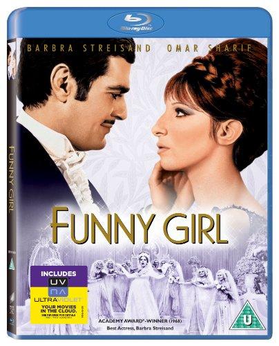 Funny Girl [Blu-ray] [UK Import]