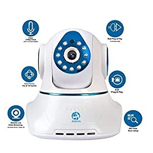 JOOAN 770 HD 720P Wireless IP Network