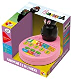 Liscianigiochi 32495 Barbapap Animali e Numeri, 1 altoparlante
