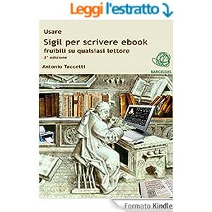 Usare Sigil per scrivere ebook fruibili su qualsiasi lettore