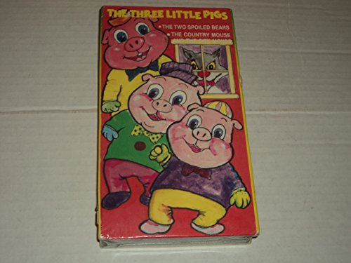 The Three Little Pigs and the Country Mouse and the City Mouse and the Two Spoiled Bears (Country Bears Vhs compare prices)