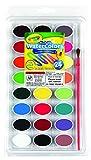 Crayola Washable Watercolors 24 Colors/Pkg