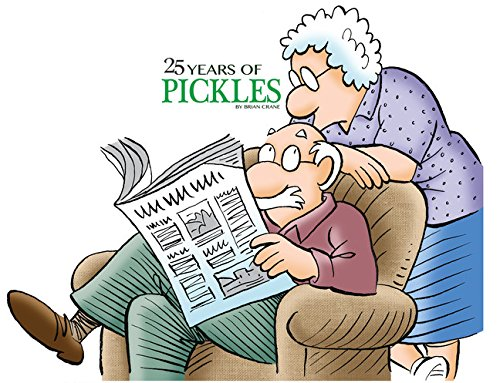 25 Years of Pickles (Pickles Books By Brian Crane compare prices)