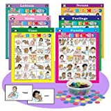 American Sign Language Bingo Game Super Duper Educational Learning Toy For Kids
