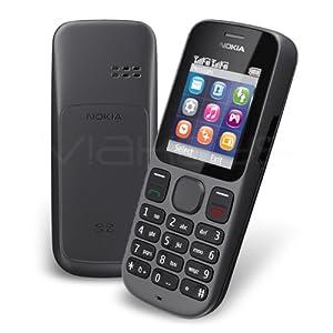 Nokia Nokia 101 Dual SIM Music Phone (Unlocked) - Phantom Black