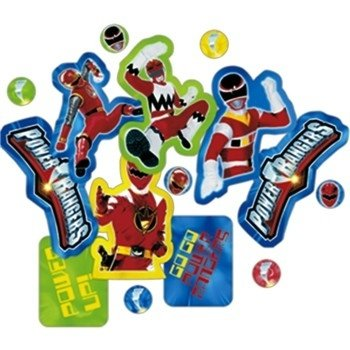 Power Rangers Mystic Force Confetti - 1